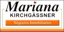Mariana Kirchgässner Negocios Inmobiliarios