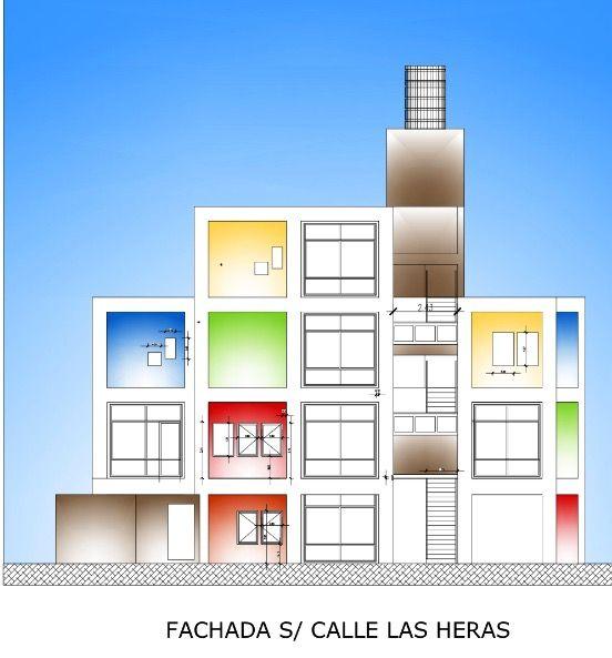 Edificio miro buscadorprop for Muebles las heras