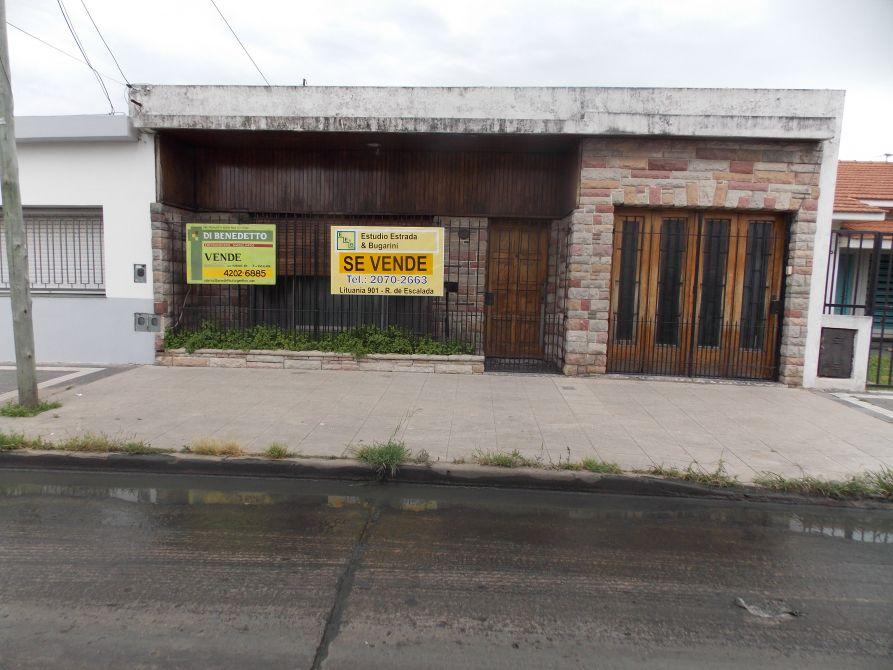 Casa En Venta Jose Leon Suarez 1100 Remedios De Escalada Lanus
