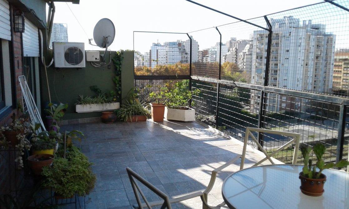 Excelente Semipiso 4 Ambientes Frente Balcon Terraza
